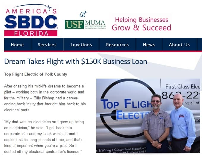 Dream Takes Flight with $150K Business Loan
