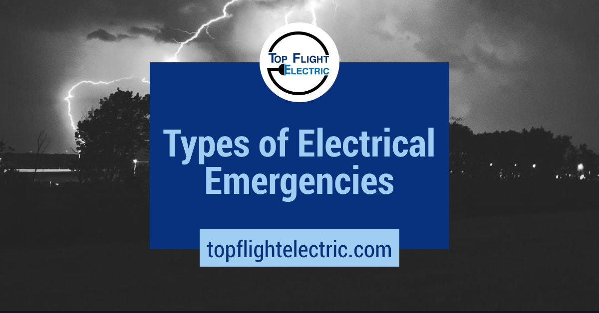 Types of Electrical Emergencies