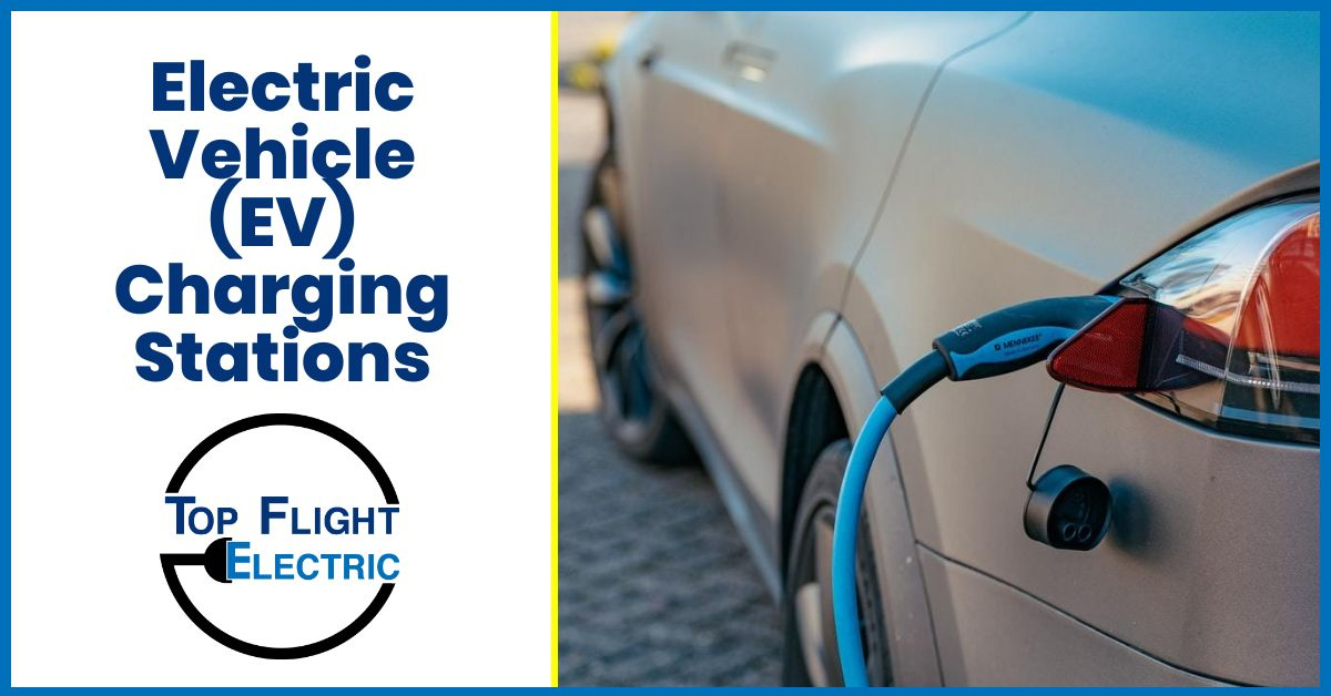 Electric Vehicle (EV) Charging Stations